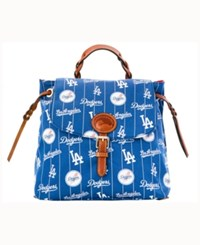 Dooney And Bourke Los Angeles Dodgers Nylon Backpack Blue