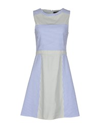 Le Mont St Michel Dresses Short Dresses Women Blue
