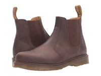 Dr. Martens 2976 Chelsea Boot Gaucho Lace Up Boots Brown