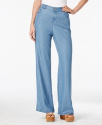 Styleandco. Style Co. River Wash Wide Leg Jeans Only At Macy's
