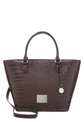 L.Credi Handbag Brown