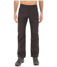 Jack Wolfskin Kalahari Pants Phantom Men's Casual Pants Gray
