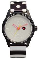 Harajuku Lovers Resin Solar Watch 40Mm Limited Edition Baby Dont Lie