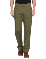 Cape Horn Casual Pants Military Green