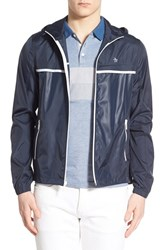 Men's Original Penguin 'Court Ratner' Packable Zip Hooded Jacket