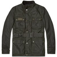 Barbour International Sl Blackwell Jacket Sage