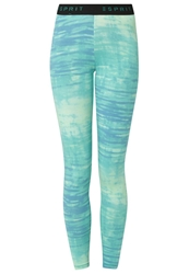 Esprit Sports Tights Chalky Aqua Mint