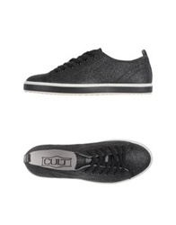 Cult Low Tops And Trainers Black