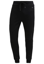Only And Sons Onsspot Tracksuit Bottoms Black