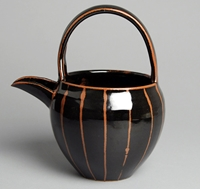 Large Pitcher From Hagiwara Kiln Hgw 039 Hickoree's
