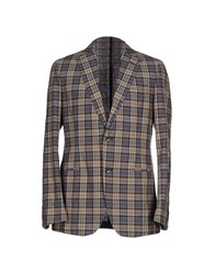 Piombo Suits And Jackets Blazers Men Slate Blue