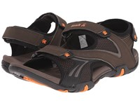 Kamik Silverlake Dark Brown Men's Sandals