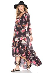 Spell And The Gypsy Collective Jagger Dress Black