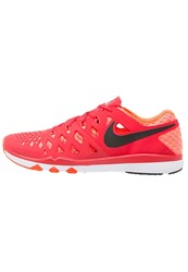 Nike Performance Train Speed 4 Sports Shoes Rouge Orange Red