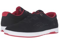 Emerica The Westgate Cc Black Red Men's Skate Shoes