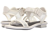 Lacoste Lonelle Low Sandal 216 2 Off White Black Women's Sandals Multi