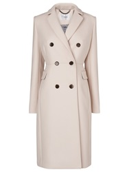 Lk Bennett L.K. Bennett Caleste Double Breasted Coat Oatmeal