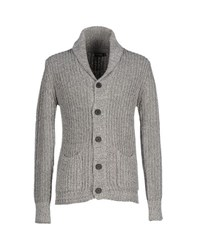 Antony Morato Knitwear Cardigans Men Light Grey