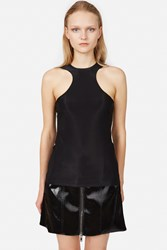 Y Project Criss Cross Tank Black