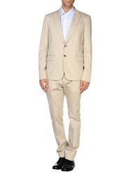 Just Cavalli Suits And Jackets Suits Men Beige