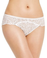 Else Crochet Lace Brief Ec 321U Ivory