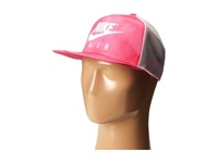 Nike True Crystal Trucker Hot Pink White White Baseball Caps