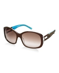 Guess By Marciano Sunglasses Gm610 Brown Brown