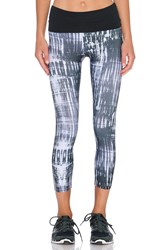 Gypsy 05 Active Capri Pant Charcoal