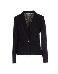 Gaudi' Suits And Jackets Blazers Women Black