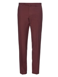 Valentino Tailored Wool And Mohair Blend Trousers