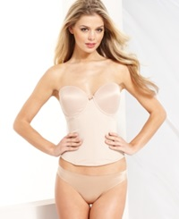 Va Bien Ultra Lift Low Back Seamless Bustier 1508