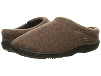 Acorn Digby Gore Tan Heather Men's Slippers