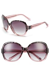 Women's Fossil 'Carlson' 59Mm Square Sunglasses