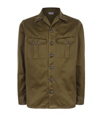 Loewe Patch Pocket Casual Shirt Male