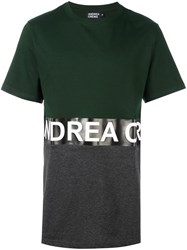 Andrea Crews 'Zerogreen' T Shirt