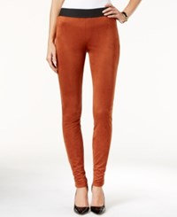 Inc International Concepts Petite Leggings Only At Macy's Rawhide