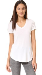 Cotton Citizen The Mykonos V Neck Tee Bone