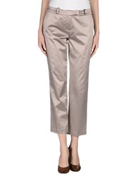 Lorna Bose' Trousers Casual Trousers Women Dove Grey