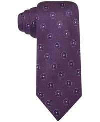 Ryan Seacrest Distinction Melrose Neat Slim Tie Only At Macy's