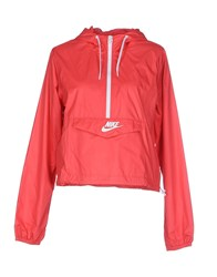 Nike Coats And Jackets Jackets Women Coral