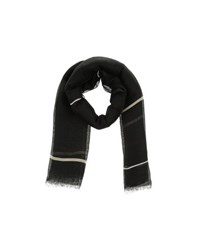 Armani Collezioni Accessories Oblong Scarves Men Dark Green