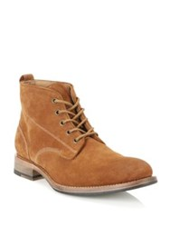 Rag And Bone Spencer Suede Chukka Boots Cognac