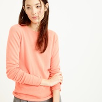J.Crew Collection Italian Cashmere Long Sleeve T Shirt