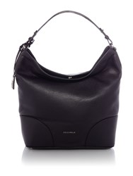 Coccinelle Brad Purple Tote Purple