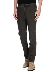 Icon Casual Pants Dark Green