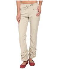 Royal Robbins Jammer Roll Up Pant Light Khaki Women's Casual Pants