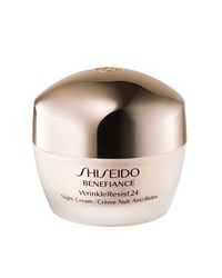 Wrinkleresist24 Night Cream 50 Ml Shiseido