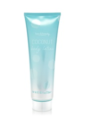 Forever 21 Coconut Body Lotion Teal Silver