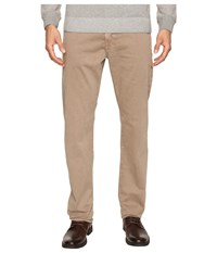 Ag Adriano Goldschmied Graduate Tailored Leg Pants In Sulfur Baked Clay Sulfur Baked Clay Men's Casual Pants Khaki