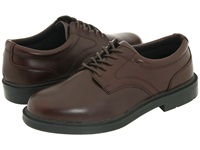 Deer Stags Times Brown Men's Dress Flat Shoes